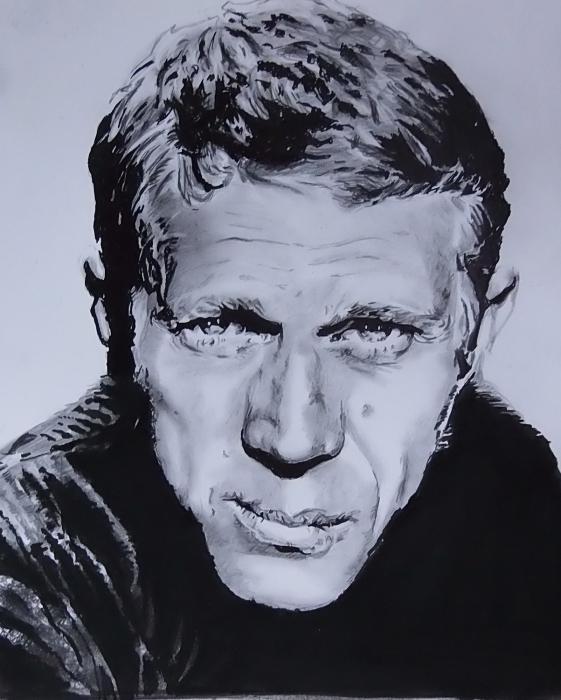 Steve McQueen by jonesy12